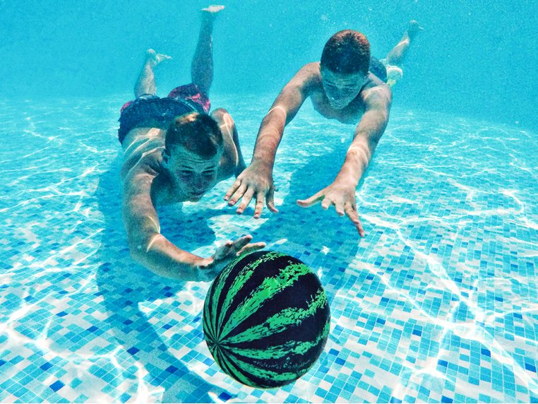 Neutrally Buoyant Water Ball by Watermelon Ball - 1