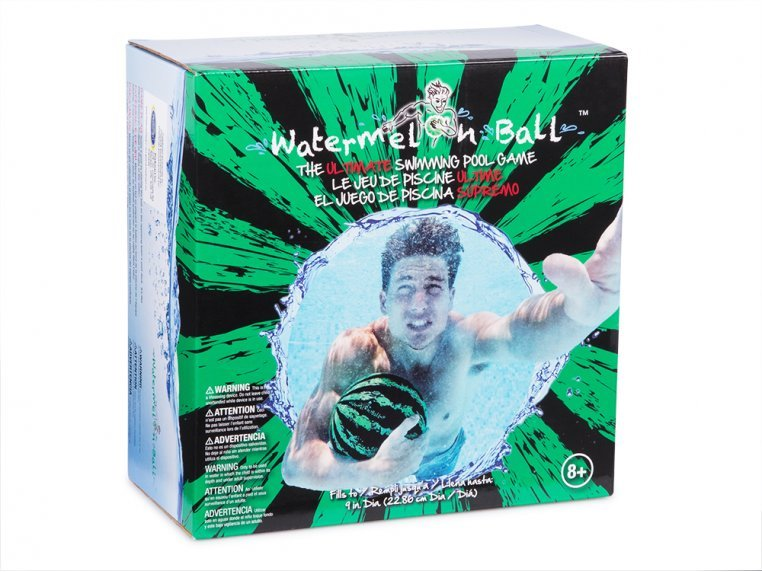 Neutrally Buoyant Water Ball by Watermelon Ball - 5