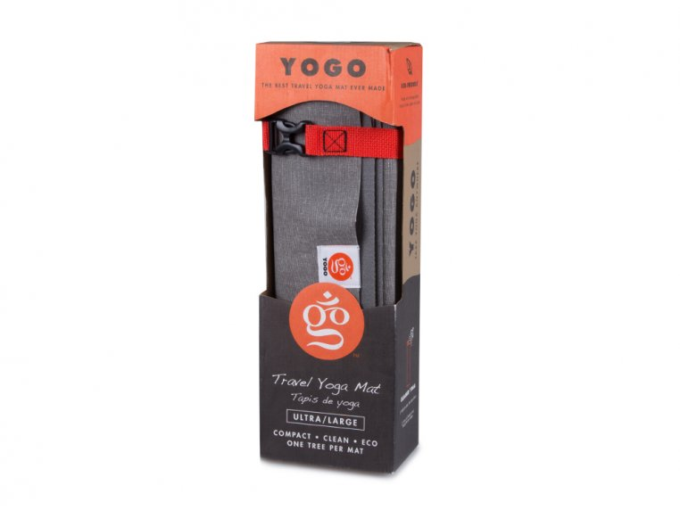 Ultralight Travel Yoga Mat by YOGO - 6
