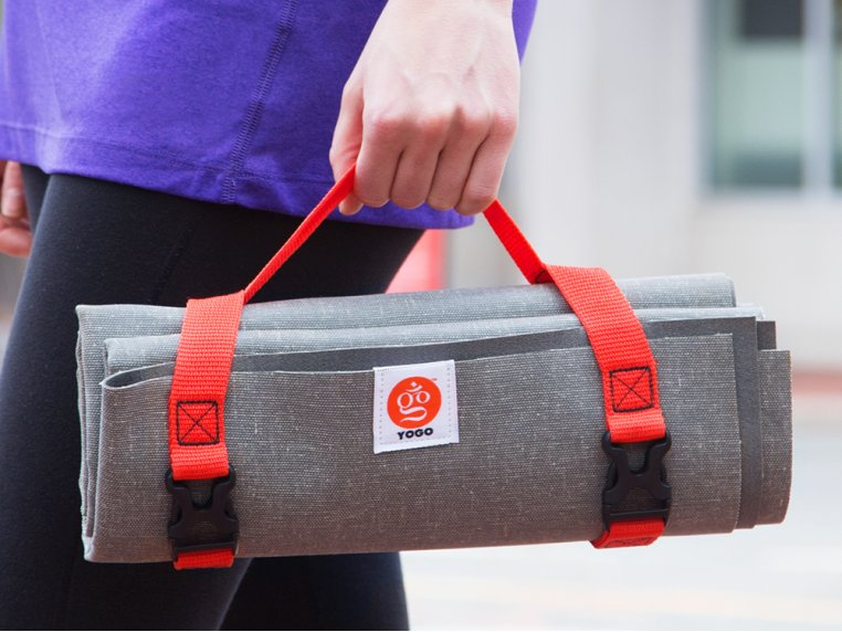 Ultralight Travel Yoga Mat by YOGO - 1