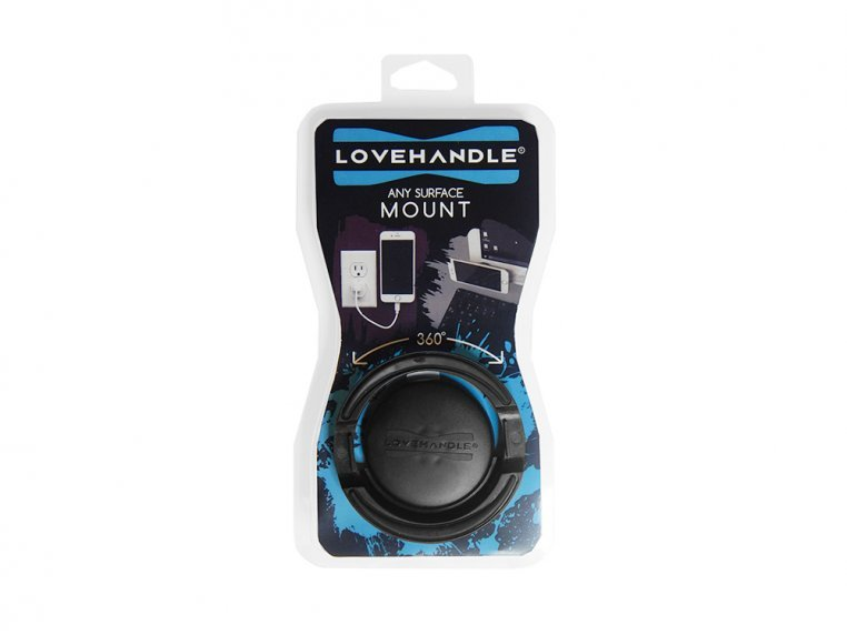 Elastic Phone Grip and Mount by LoveHandle - 10