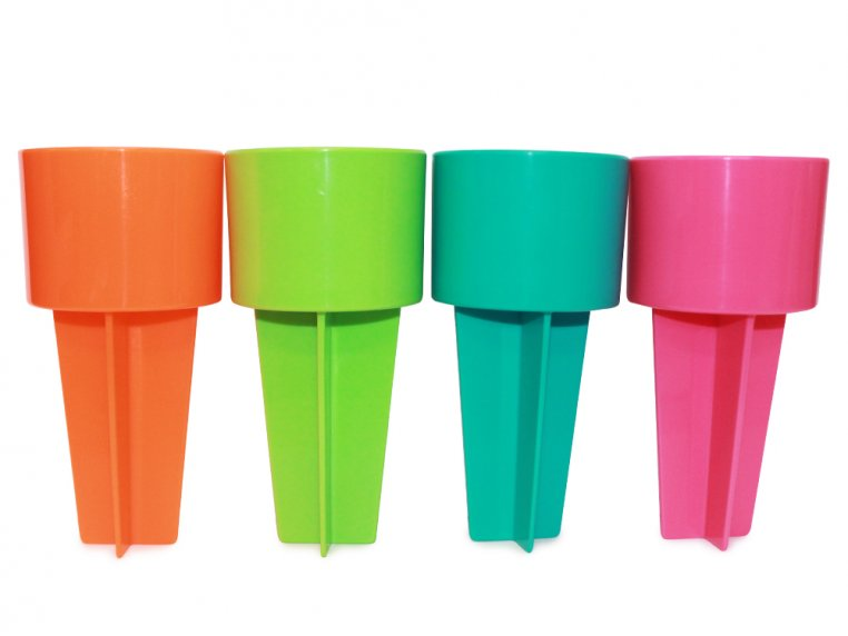 Sand Drink Holders Set of 4 by Spiker - 4
