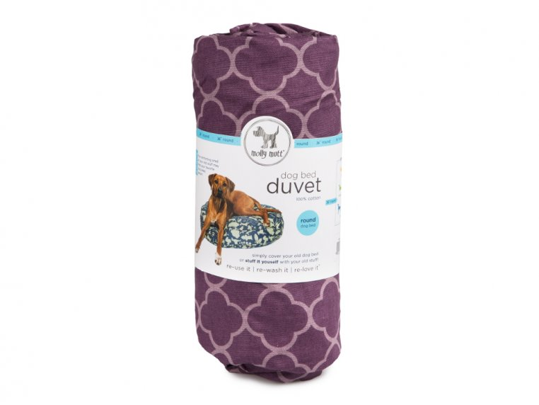 Royals Dog Bed Duvet & Stuff Sack by Molly Mutt - 4
