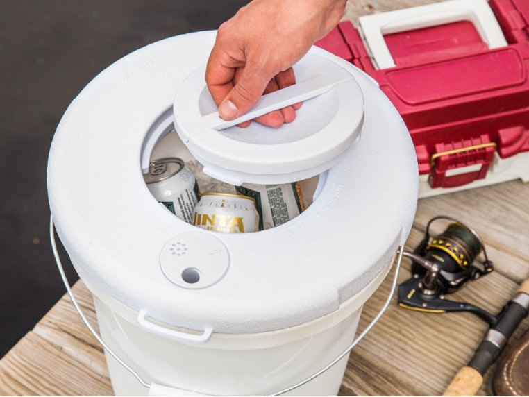 Extra Bucket Cooler Lid by Boozie Bucket - 1