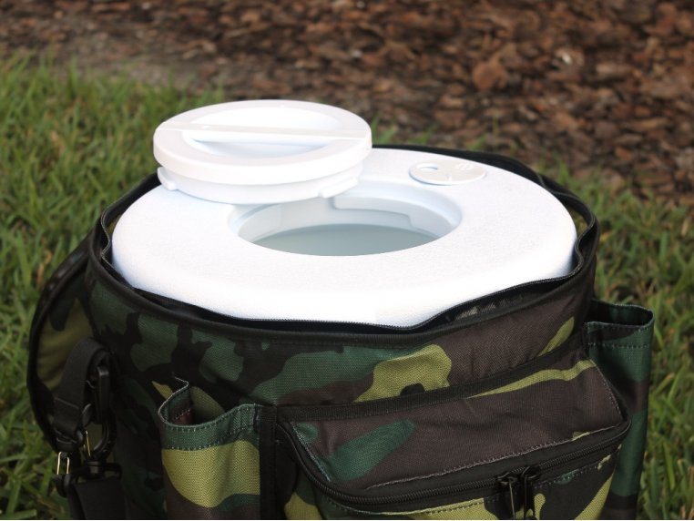 Insulated Bucket Cooler by Boozie Bucket - 2