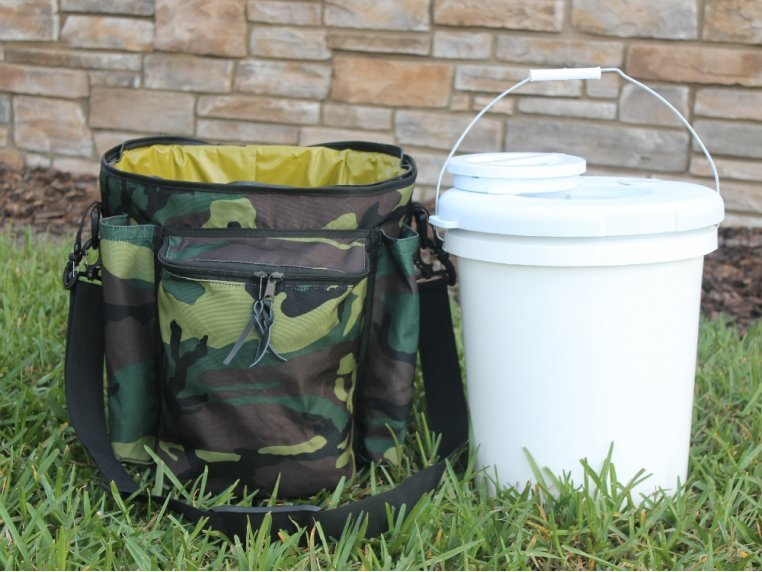 Insulated Bucket Cooler by Boozie Bucket - 1