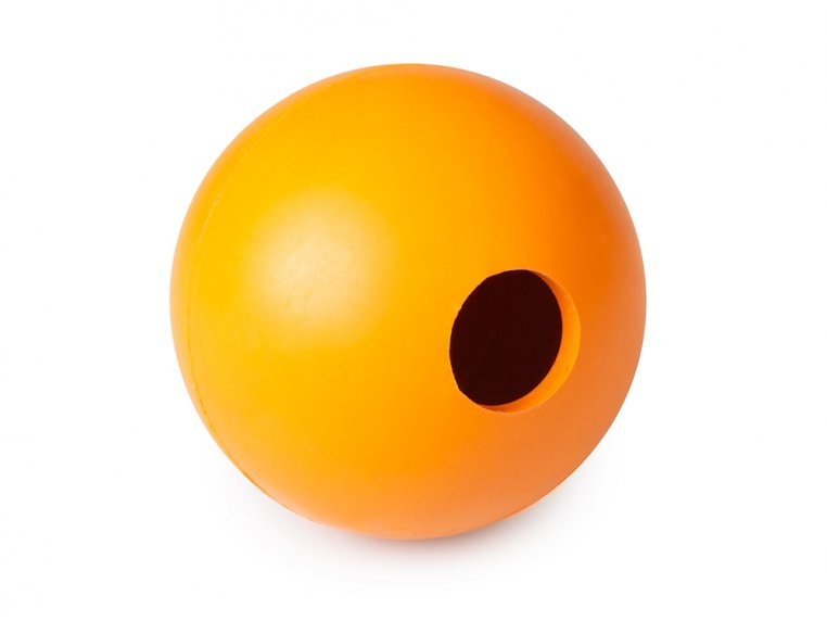 Natural Rubber Fillable Ball by 4BF - 3