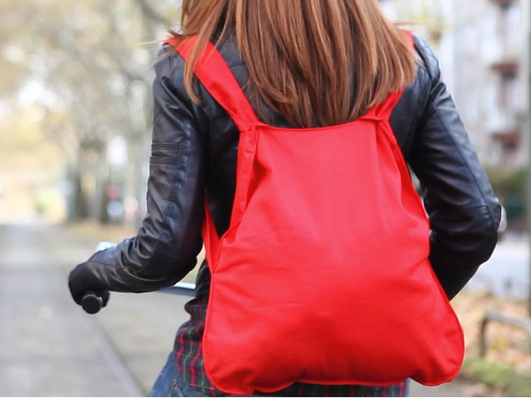 Convertible Tote Backpack by Notabag - 3