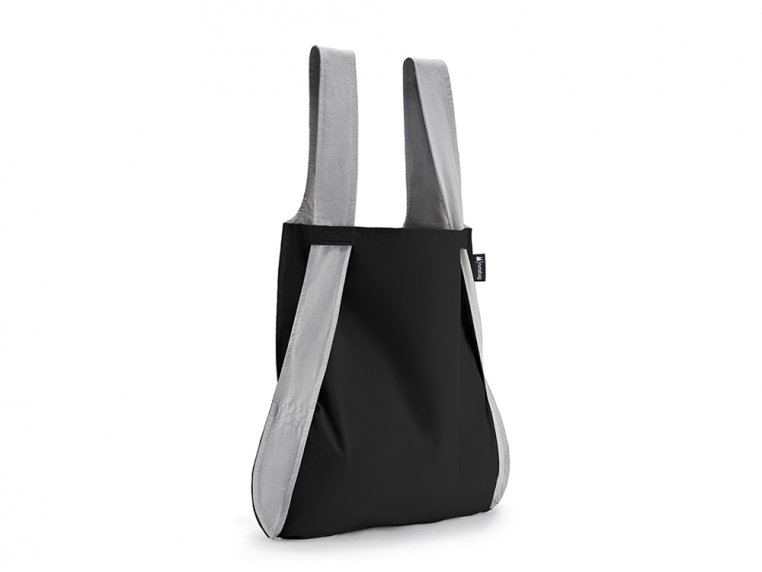 Reflective Convertible Tote Backpack by Notabag - 3
