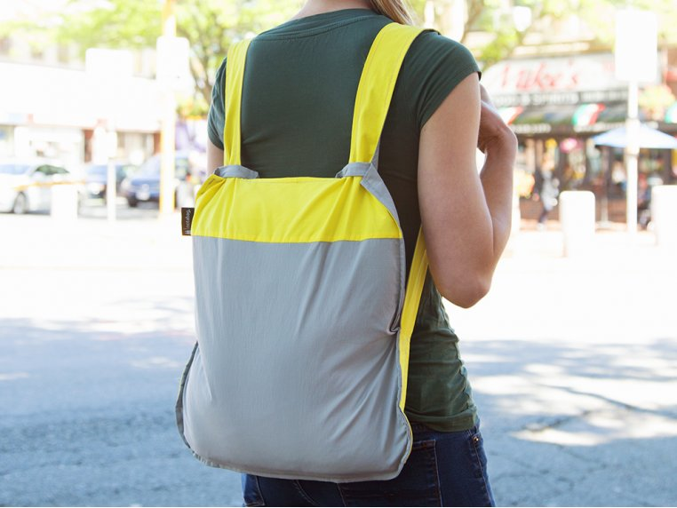 Convertible Tote Backpack by Notabag - 2
