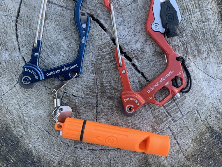 Flint Multi-Tool Carabiner by Outdoor Element - 6