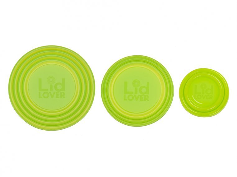 Multi-Purpose Silicone Lid Cover by LidLover - 3