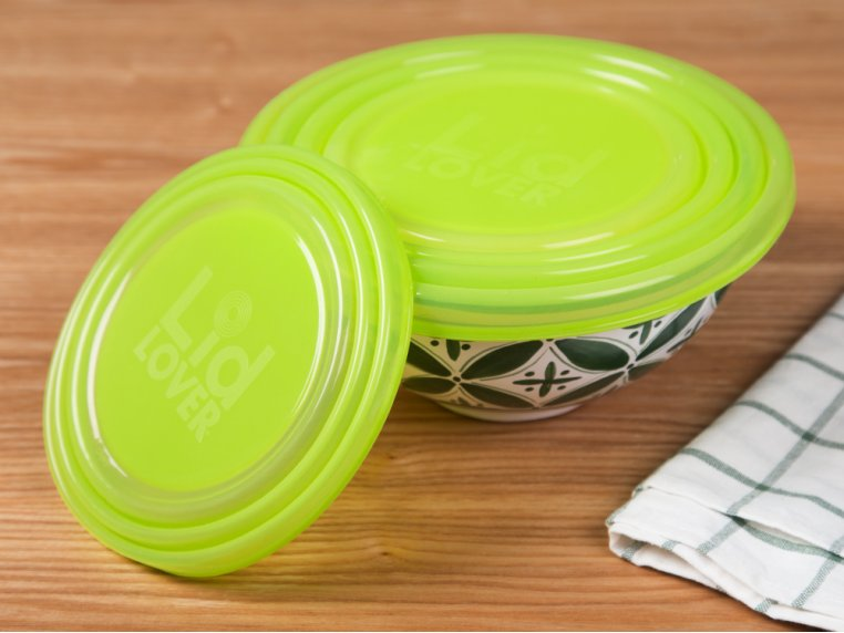 Multi-Purpose Silicone Lid Cover by LidLover - 1