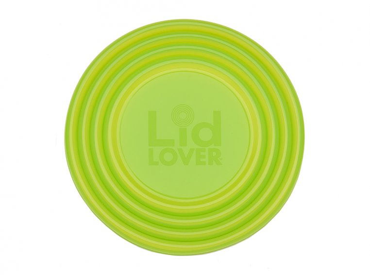 "Multi-Purpose Silicone Lid Cover - XL Single (9""-12"" D) by LidLover - 1"