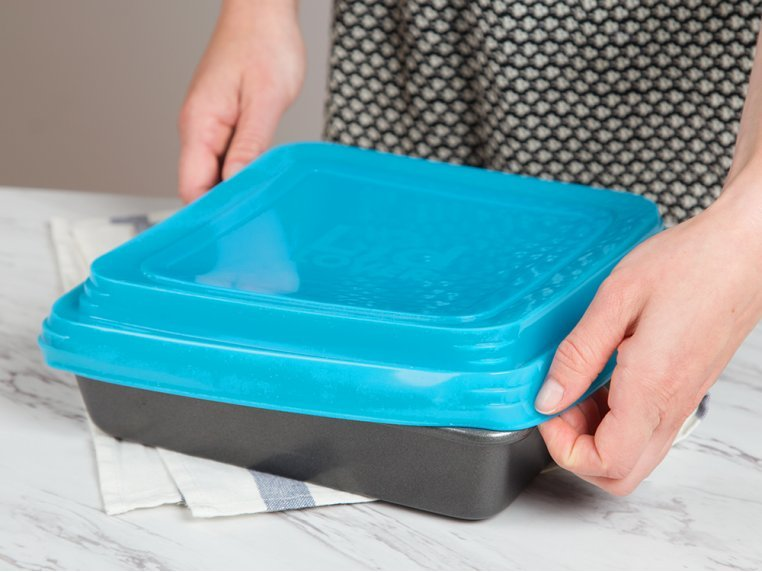 Silicone Baking Lid Cover by LidLover - 2