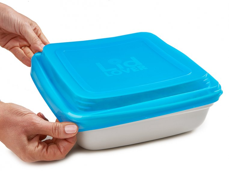 Silicone Baking Lid Cover by LidLover - 3