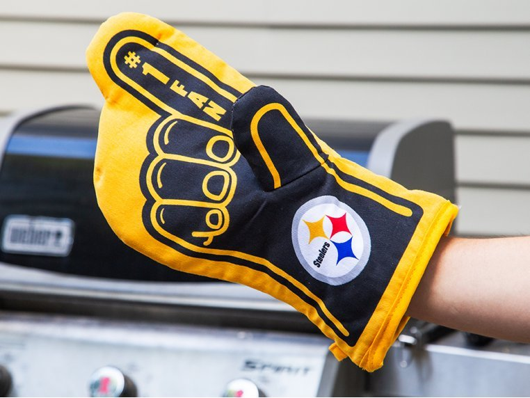 #1 Oven Mitt by Sportula - 1