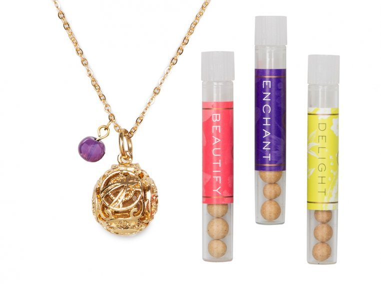 Fragrance Necklace by Lisa Hoffman - 2