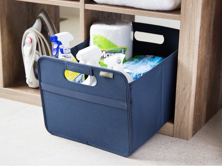 Foldable Storage Box with Handle by meori - 2