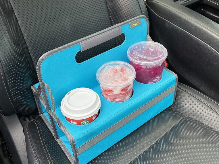 Reusable 6-Cup Portable Drink Carrier by meori - 3