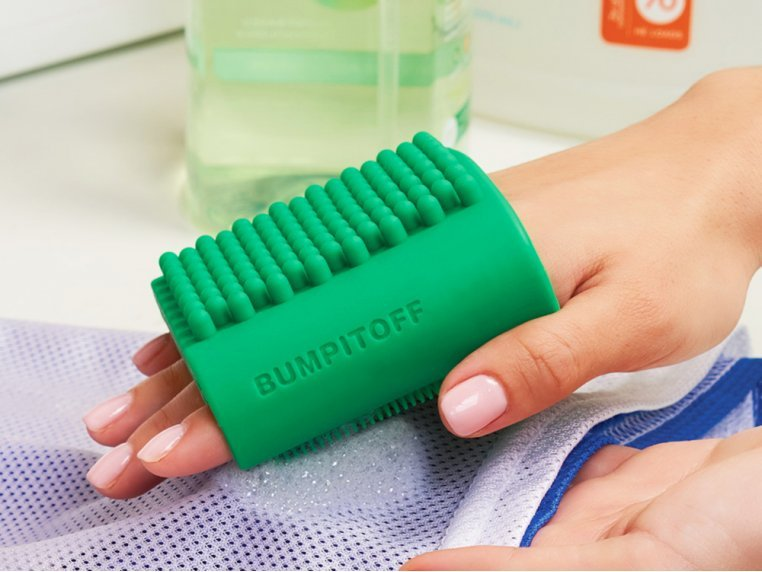 Silicone Cleaning Sleeves - Set of 2 by BUMP IT OFF - Goddess of Gadgets - 1