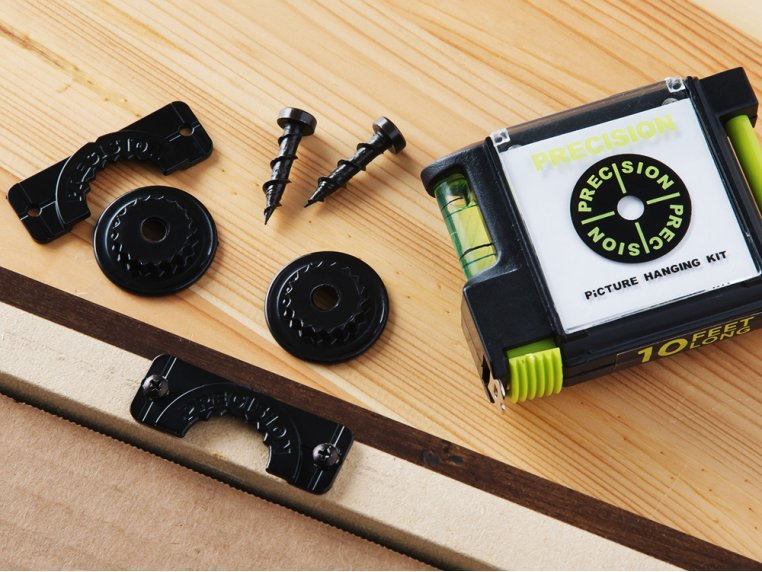Precision Picture Hanging Kit