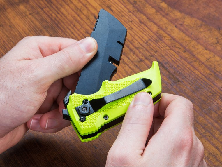 QuickDraw Dual-Use Utility Knife by EDC Hand Tools - 2