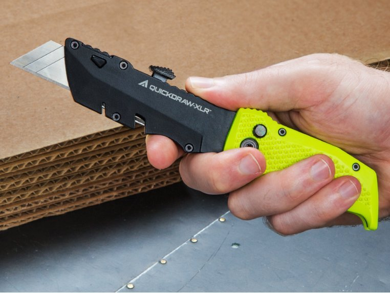QuickDraw Dual-Use Utility Knife by EDC Hand Tools - 1
