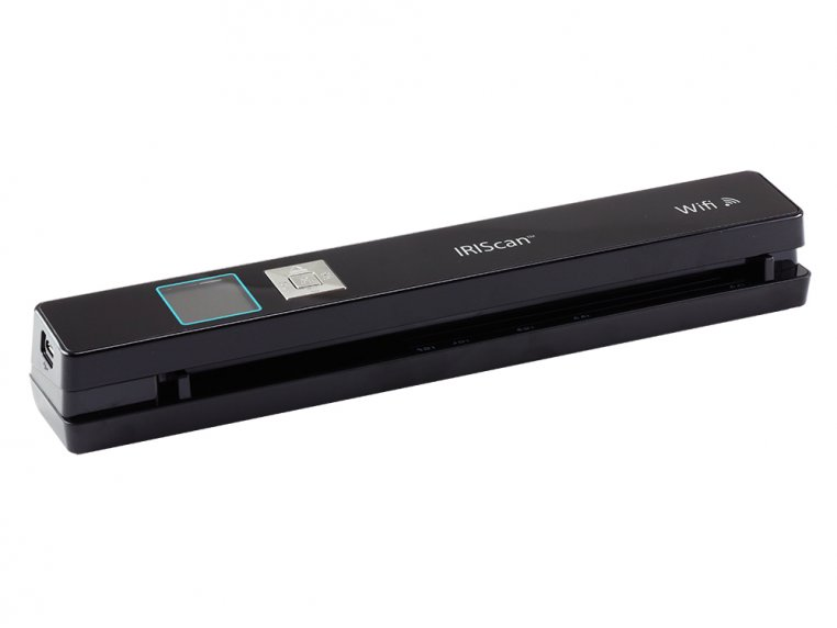 Wi-Fi Connected Portable Scanner by IRIS - 6