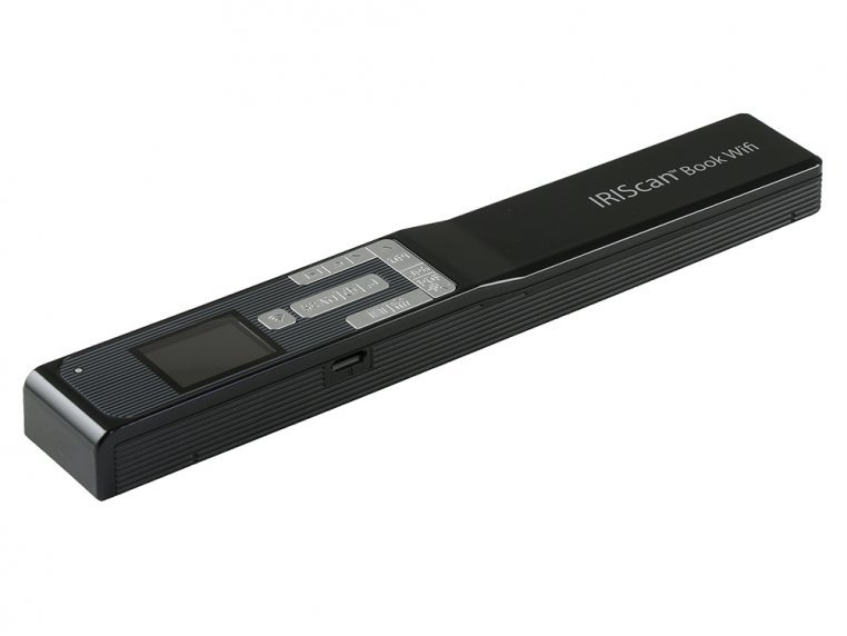 Wi-Fi Connected Portable Scanner by IRIS - 7
