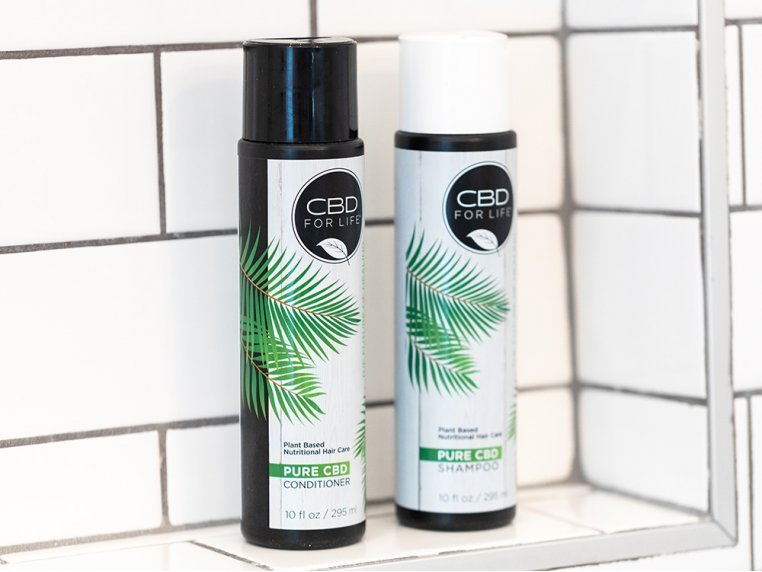 Cannabidiol Infused Hair Care by CBD for Life - 2