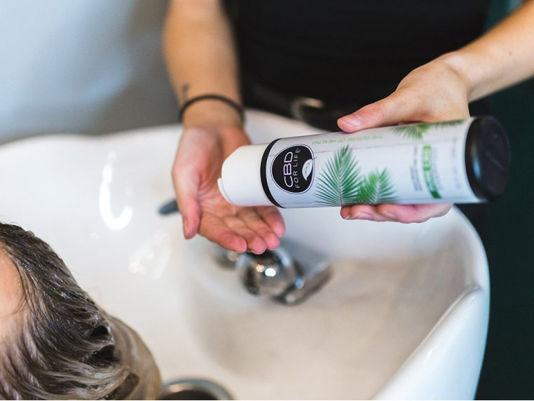 Cannabidiol Infused Hair Care by CBD for Life - 3