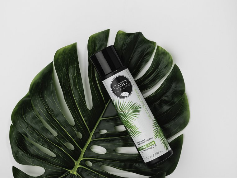 Cannabidiol Infused Hair Care by CBD for Life - 1