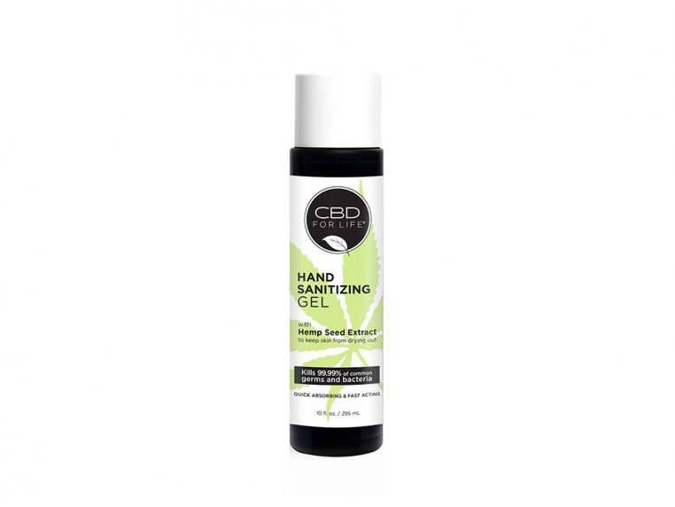 Hemp Seed Extract Hand Sanitizer by CBD for Life - 4