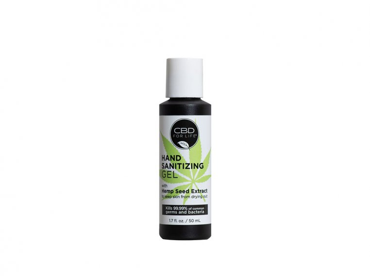 Hemp Seed Extract Hand Sanitizer by CBD for Life - 5
