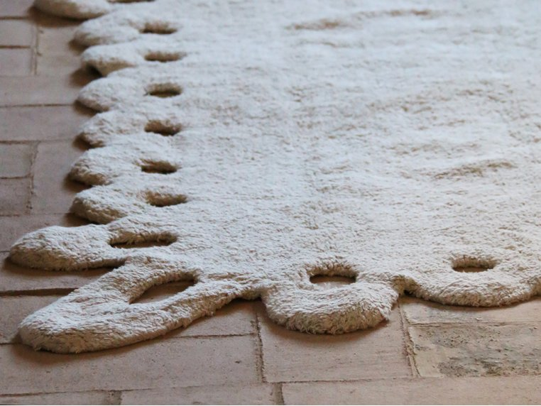Lace Design Rug by Lorena Canals - 2