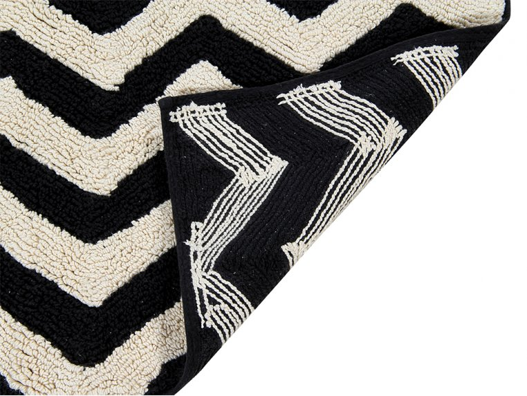 B & W Designs Rug by Lorena Canals - 3