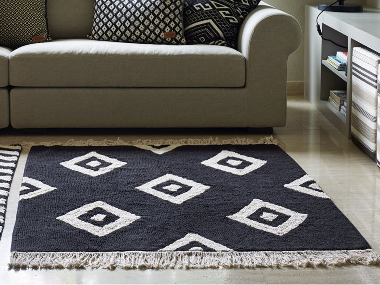 B & W Designs Rug by Lorena Canals - 2