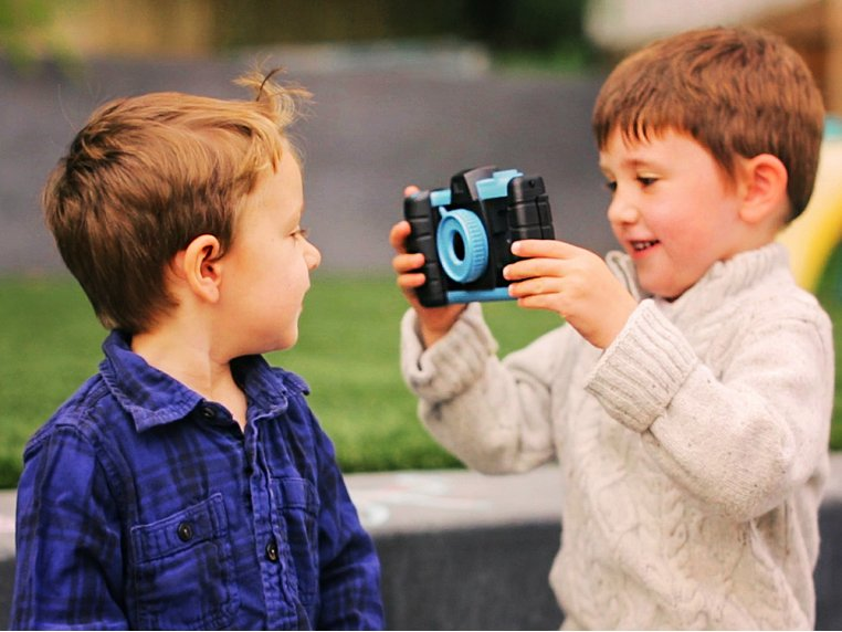 Smartphone Enabled Kids' Camera by Pixlplay - 2