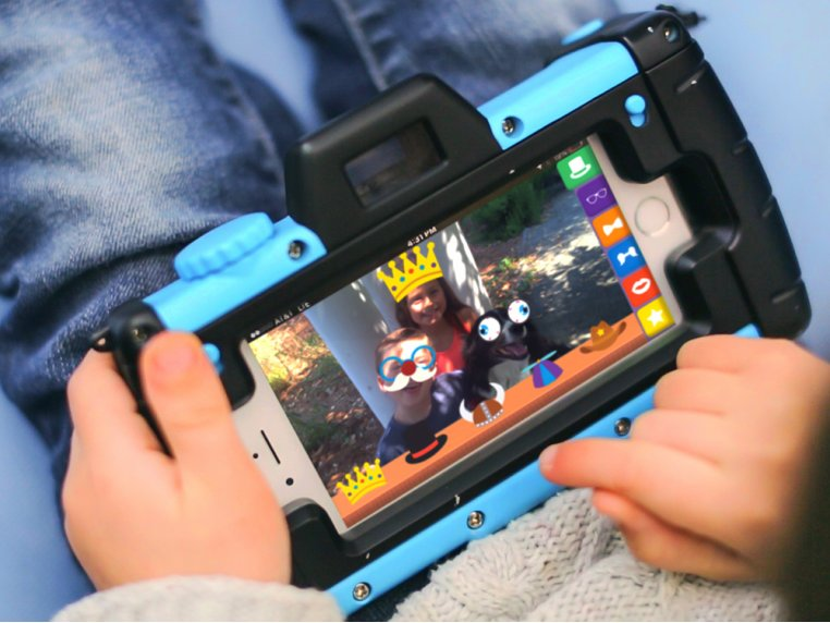 Smartphone Enabled Kids' Camera by Pixlplay - 3