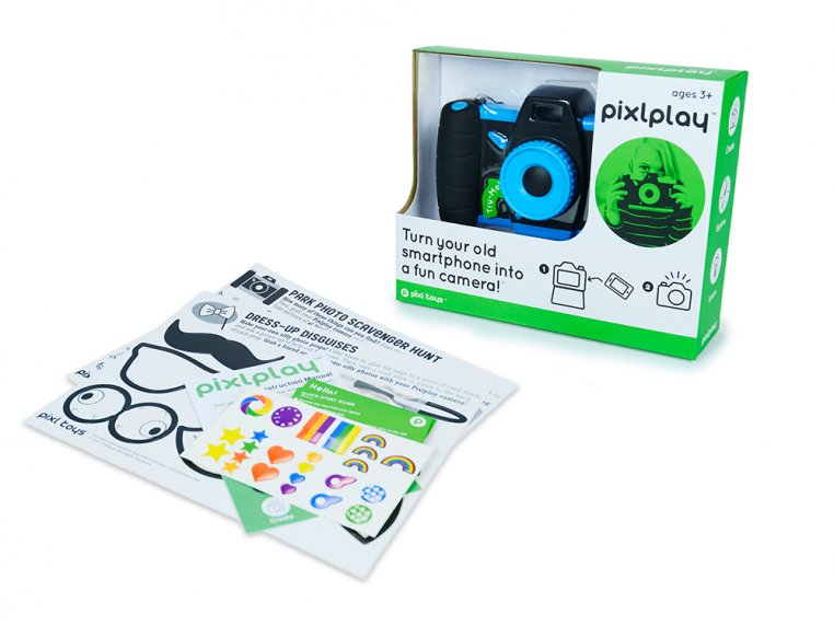 Smartphone Enabled Kids' Camera by Pixlplay - 5