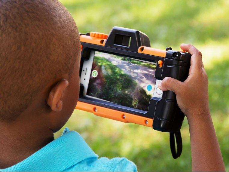 Smartphone Enabled Kids' Camera by Pixlplay - 1