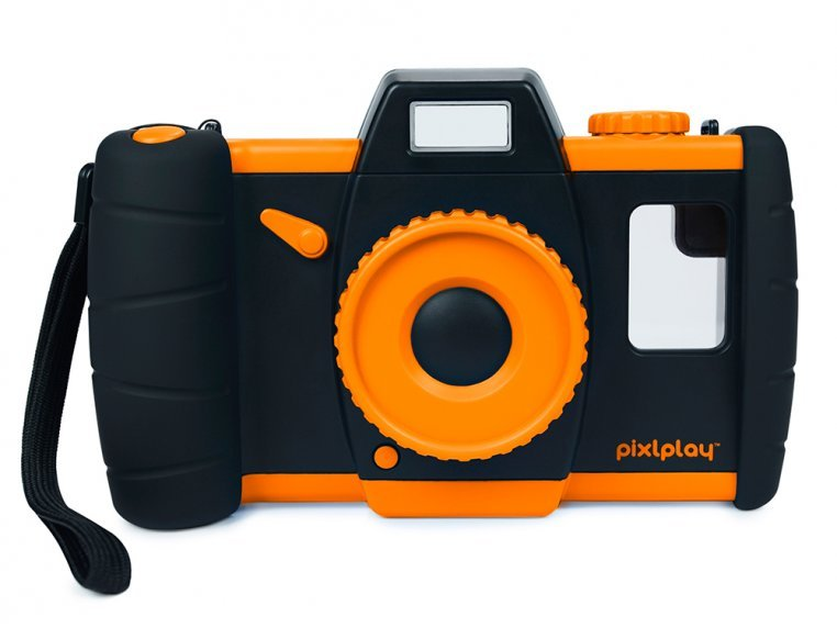Smartphone Enabled Kids' Camera by Pixlplay - 7