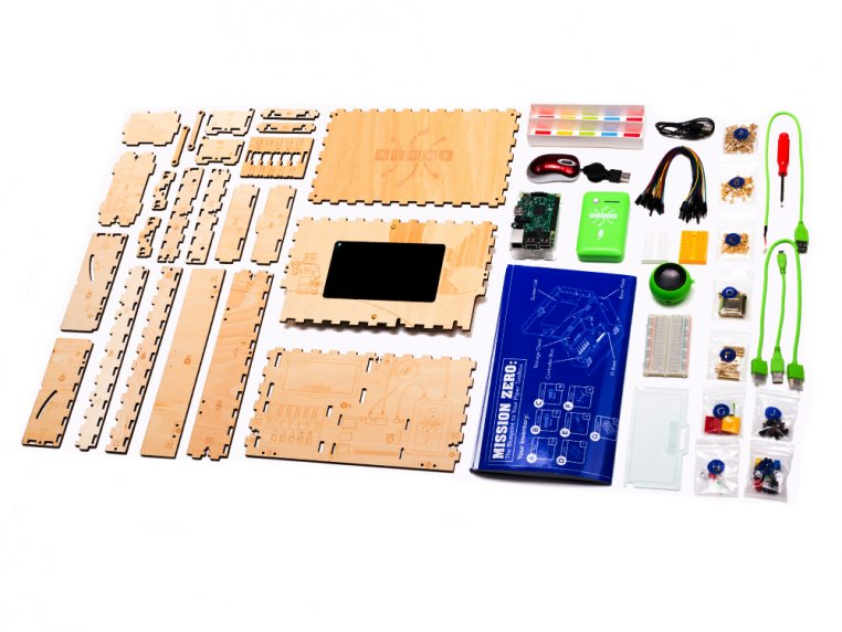 Kids' Educational DIY Computer Kit by Piper - 5