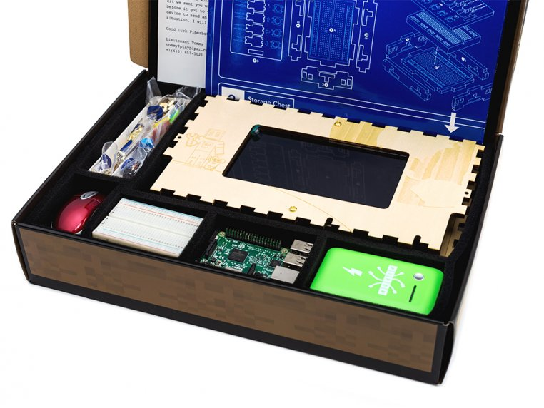 Kids' Educational DIY Computer Kit by Piper - 6