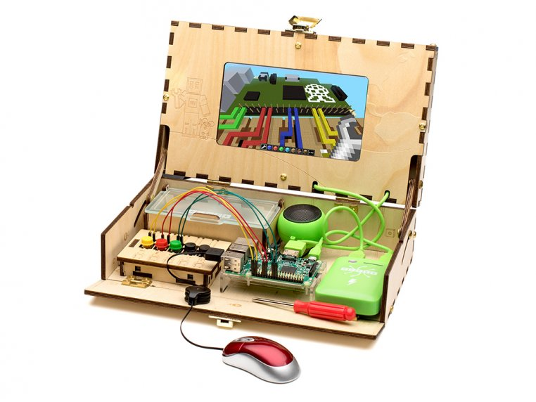 Kids' Educational DIY Computer Kit by Piper - 7