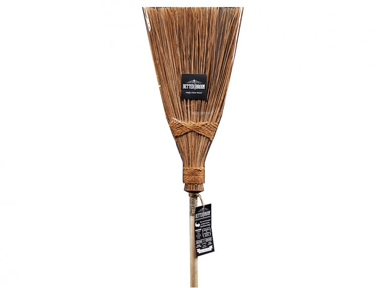 Coconut Palm Outdoor Broom by Better!Broom - 5
