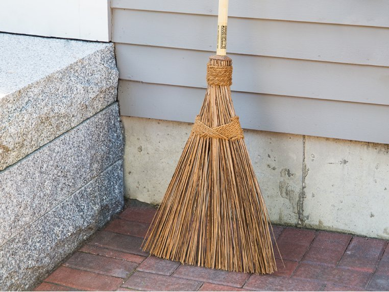 Coconut Palm Outdoor Broom by Better!Broom - 1