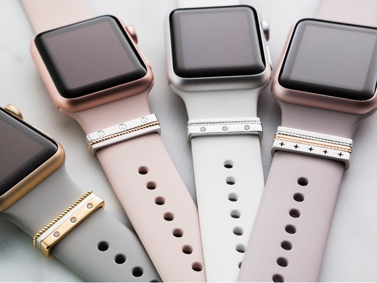 Accessory Rings for Apple Watch by Bytten - 3