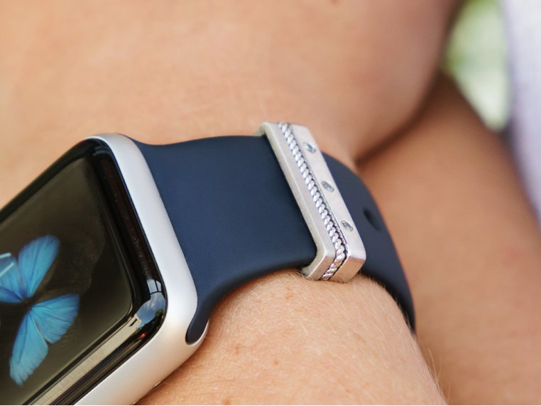 Accessory Rings for Apple Watch by Bytten - 1